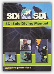 Podręcznik SDI SOLO DIVING