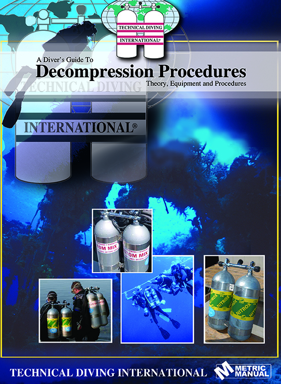 Podręcznik DECOMPRESSION PROCEDURES