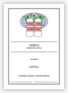 Podręcznik NITROX